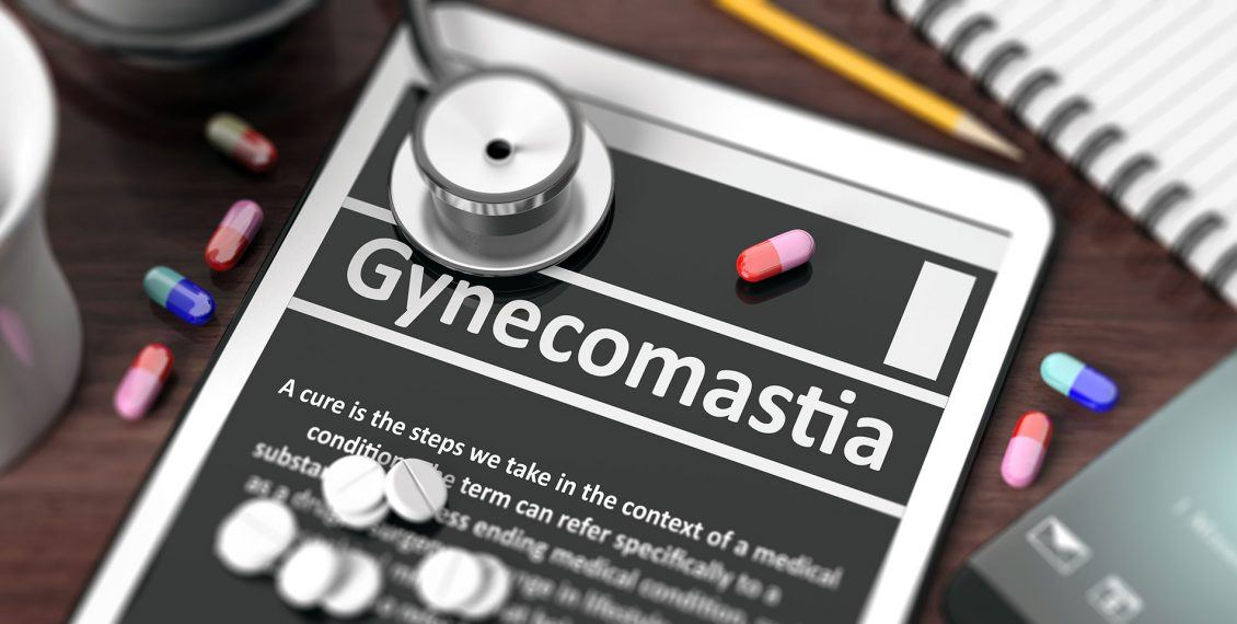 Prolaktin Och Hormonell Obalans: Bli Av Med Gynekomasti (Mans Bröst) gyno