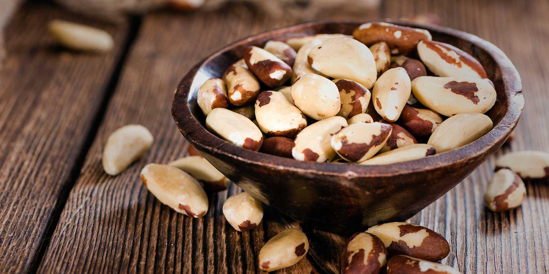Paranötter: Ett Äkta Superfood Med Selen Som Ökar Ditt Testosteron